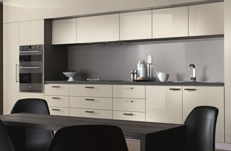 Melteca kitchen cabinetry board